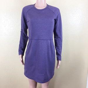 Columbia sportswear purple dress